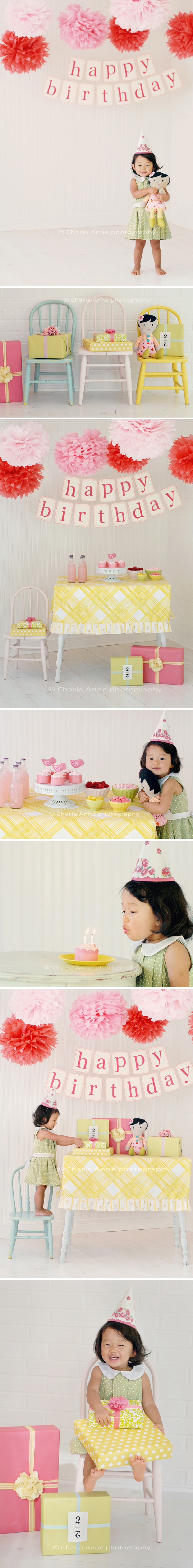 Lily's 2nd birthday