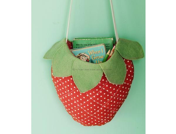 Sweet berry bag.