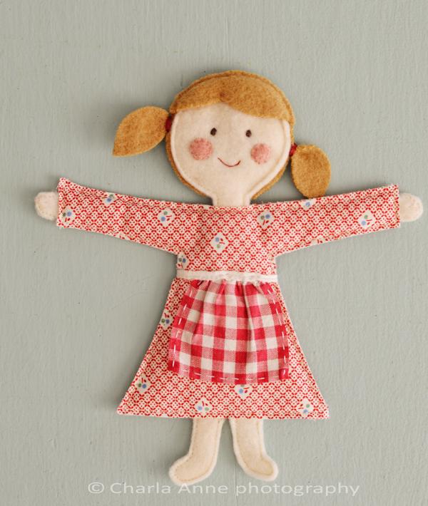Charlaanne Doll Tutorial